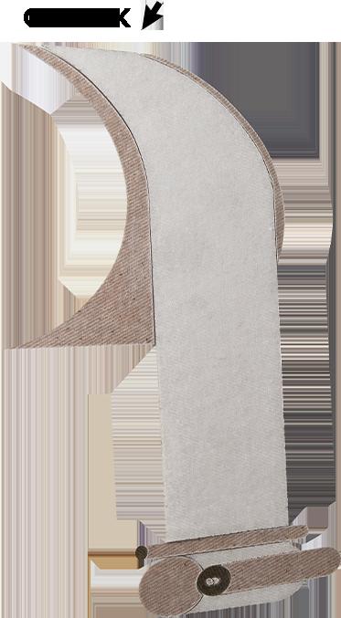 マイカペーパー巻取り機のイメージ